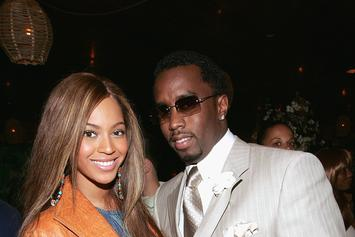 Diddy Shook After Beyoncé Sends Him Ivy Park Box Just For His Daughters