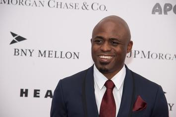 """Wayne Brady Bodies """"5 Fingers Of Death"""" Freestyle On """"Sway In The Morning"""""""