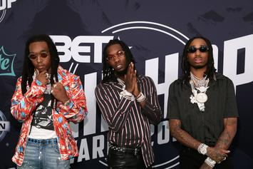 "Offset Reveals His Pick For ""Greatest Group In Rap History"" & It's Not Migos"