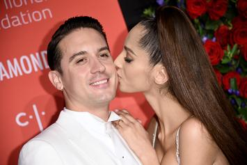 G-Eazy's GF Uses Nicki Minaj Clip To Describe Her Mood After Megan Thee Stallion Kiss