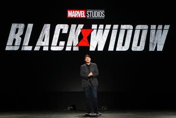"""Marvel Airs Trailers For """"Black Widow,"""" """"The Falcon & The Winter Soldier,"""" """"Loki,"""" & More During Super Bowl LIV"""