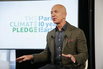 Jeff Bezos Sued By His Girlfriend's Brother For Defamation