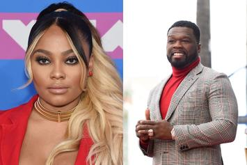 Teairra Mari Takes Shot At 50 Cent, Fofty's Wrath Be Damned