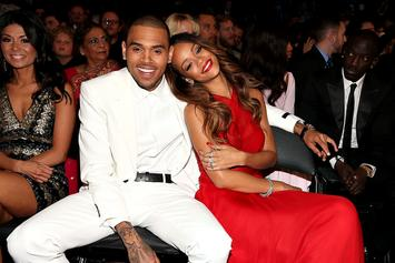 Chris Brown's Baby Mama Ammika Harris Shows Love To His Ex Rihanna's Lingerie Pic