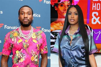 Meek Mill Finally Claims His Pregnant Girlfriend Amidst Nicki Minaj Feud