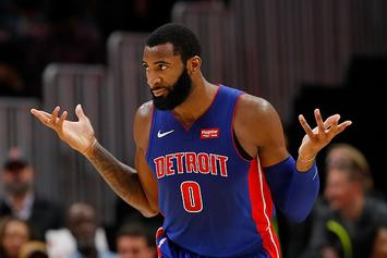 "Andre Drummond Reacts To Deadline Deal: ""There's No Friends Or Loyalty"""