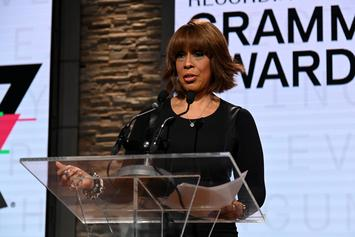 Gayle King's Coworkers Livid With CBS After Kobe Bryant Controversy