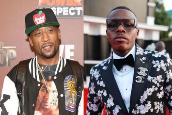 """Lord Jamar Says DaBaby's Violent Ways Are Because He's Moving On """"Muscle Memory"""""""