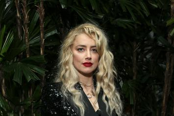 Amber Heard Steps Out With New Girlfriend Bianca Butti
