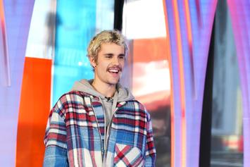 Justin Bieber Donates $100,000 To Fan's Mental Health Awareness Fund