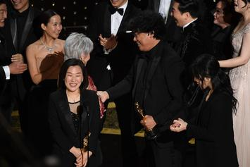 """Parasite"" Makes History With Best Picture Oscar Win"