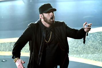 """Watch Eminem Perform """"Lose Yourself"""" At 2020 Oscars"""