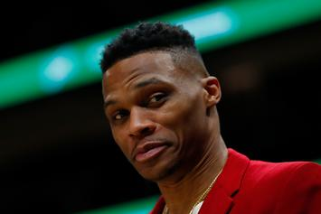 Russell Westbrook Brutally Honest About Rudy Gobert After Rockets Loss