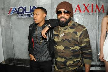 """Bow Wow Fired Jermaine Dupri One Day Into """"Face Off,"""" Says Omarion"""