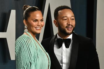 "Chrissy Teigen Blasts Alt-Right Troll Over ""Parasite"" Oscar Win: ""What A Dumb F*cking Tool"""