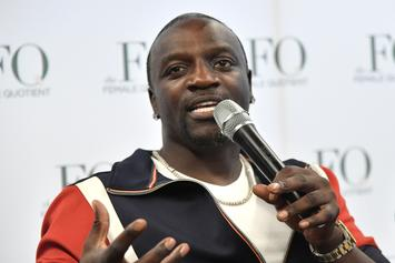 """Akon Secures The Land For """"Tax Free,"""" """"Futuristic"""" City In Africa"""