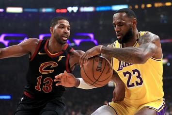 LeBron James' Diet Is Absolutely Abhorrent, Says Tristan Thompson