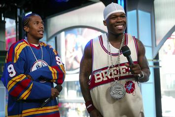 "50 Cent Says Nick Cannon Has ""Been Corny Forever"""
