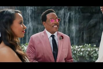 "Charlie Wilson Releases Video For ""Forever Valentine"""