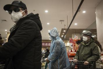 France Reports First Coronavirus Death Outside Of Asia
