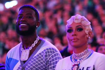 Gucci Mane & Keyshia Ka'oir Looked Insanely Fly At His 40th Birthday Party