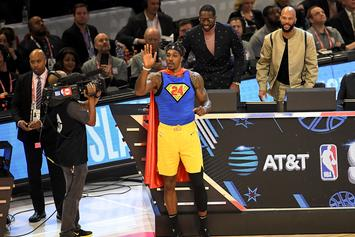 Dwight Howard Explains What Kobe's Dunk Contest Role Was Going To Be
