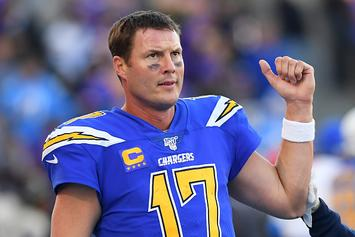 Chargers' Melvin Gordon Predicts Philip Rivers' Next Team