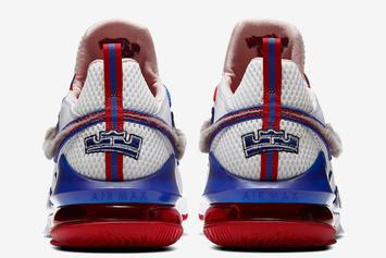"""Nike LeBron 17 Low """"Tune Squad"""" New Release Date Revealed"""