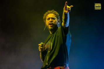 Post Malone's Tour: He's Just Here To Sing & Get F'd Up