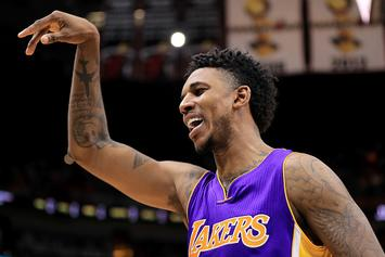 Nick Young Accused Of Stealing Kobe Bryant T-Shirt Design