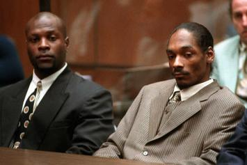 """Snoop Dogg Beat Murder Case """"24 Years Ago Today"""""""