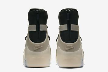 """Nike Air Fear Of God 1 """"String"""" Is The Best Colorway Yet"""