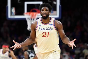 "Joel Embiid Dubs Himself ""Best Player In The World"""