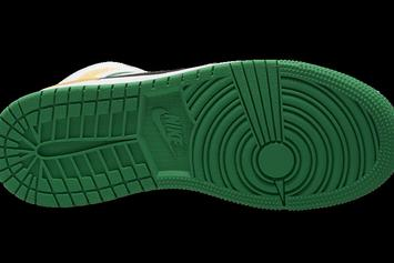 Supersonics-Inspired Air Jordan 1 Mid Coming Soon: First Look