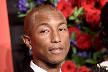 Pharrell Williams Joins Rock & Roll Hall Of Fame's Board Of Directors