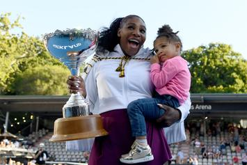 Serena Williams Gets Real About The Struggles Of Motherhood