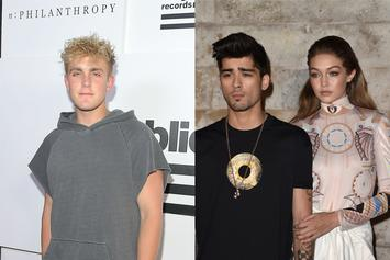 Gigi Hadid Drags Jake Paul After He Comes For Zayn Malik