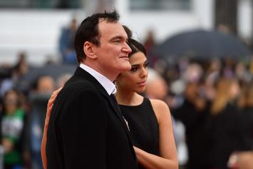 Quentin Tarantino & His Wife Daniella Announce Birth Of First Child