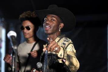 Lil Nas X Crashes Disney World Wedding: Watch