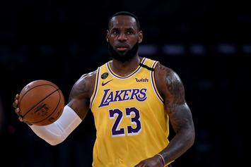 LeBron James Gives Jayson Tatum A Massive Co-Sign After Lakers Win