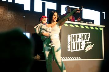 Cardi B Tears Apart Hater For Insulting Her Daughter
