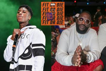 The Gym Playlist: NBA Youngboy's Music Is Pure Adrenaline