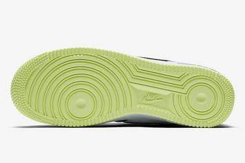 """Nike Air Force 1 Low """"Barely Volt"""" Coming Soon: Official Photos"""