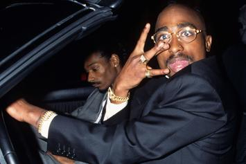 """Did Snoop Dogg Shade 2Pac In His """"Red Table Talk"""" Discussion?"""