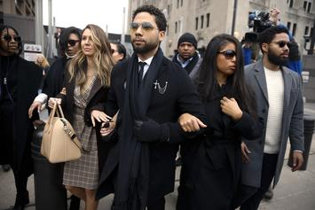 "Jussie Smollett Says Criminal Case Is ""Fight Or Die At This Point"""