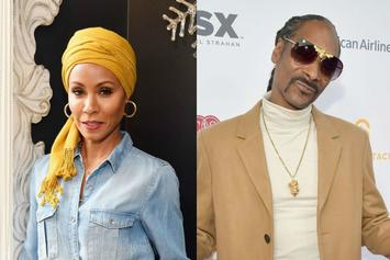 "Jada Pinkett Smith Reprehended Over Snoop Dogg ""Red Table Talk"""