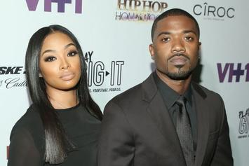 Ray J & Princess Love Are No Longer Living Together: Report