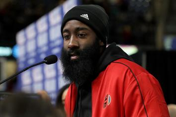 James Harden Posts Cryptic Tweet After Giannis Antetokounmpo Diss
