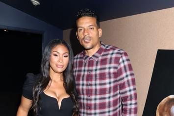 Matt Barnes Claims Anansa Sims Wants $15K Per Month In Child Support