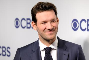 Tony Romo Lands $17 Million Salary To Stay At CBS